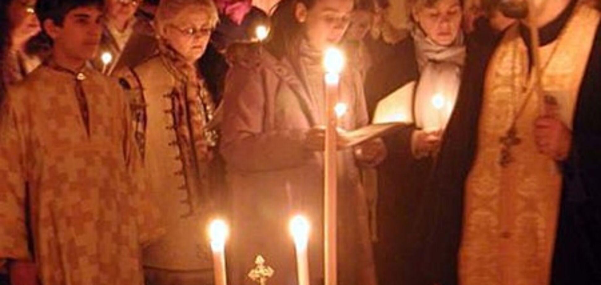 У храмах України розпочалися урочисті богослужіння