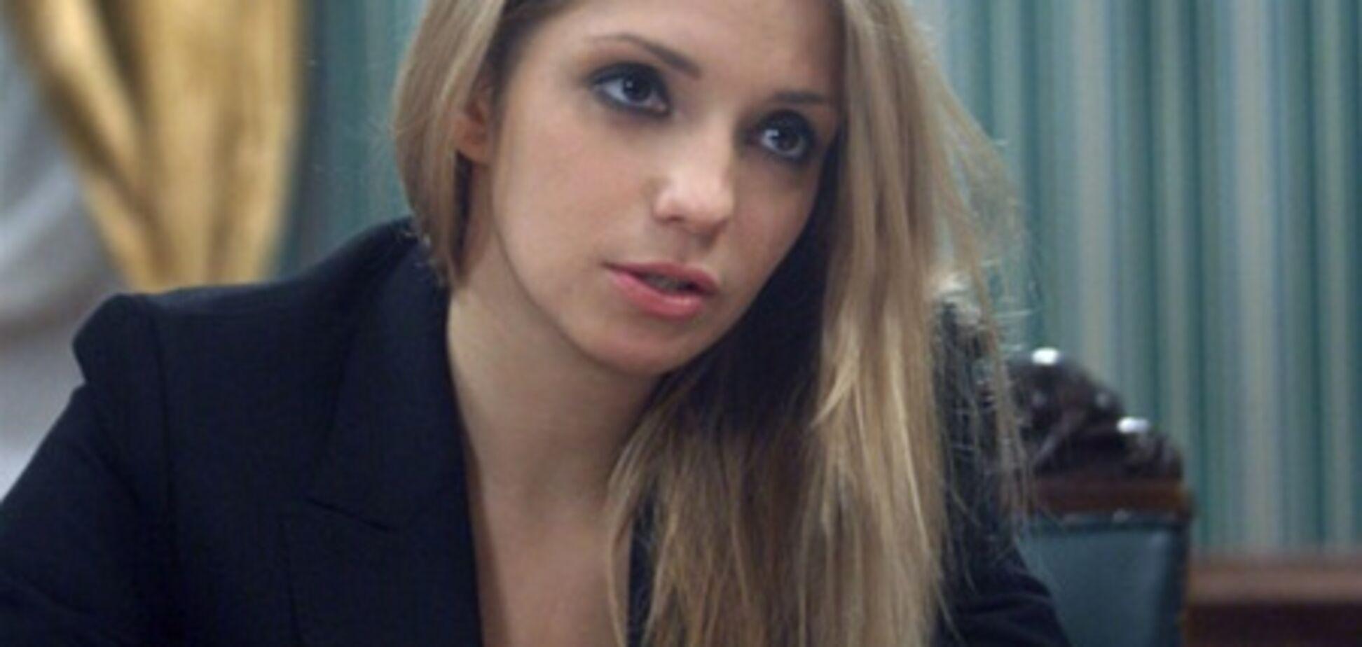 Дочка Тимошенко поки не збирається тікати з України