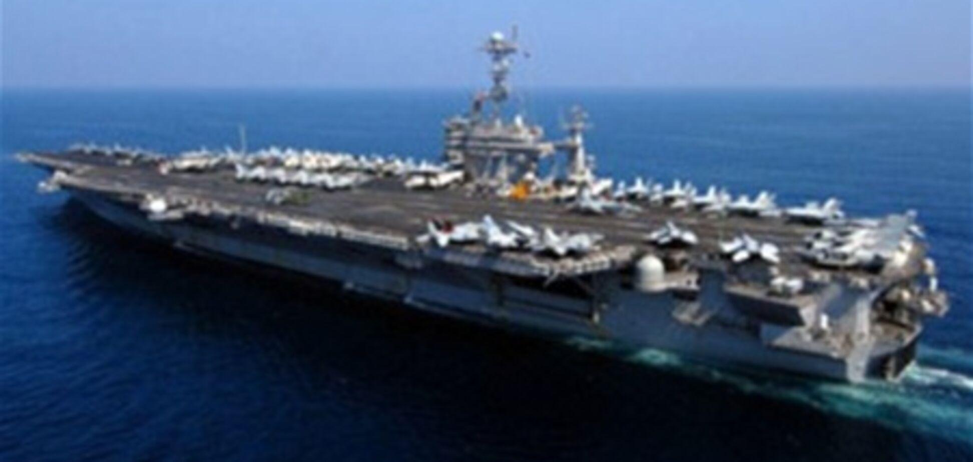 Американські моряки врятували іранців від піратів