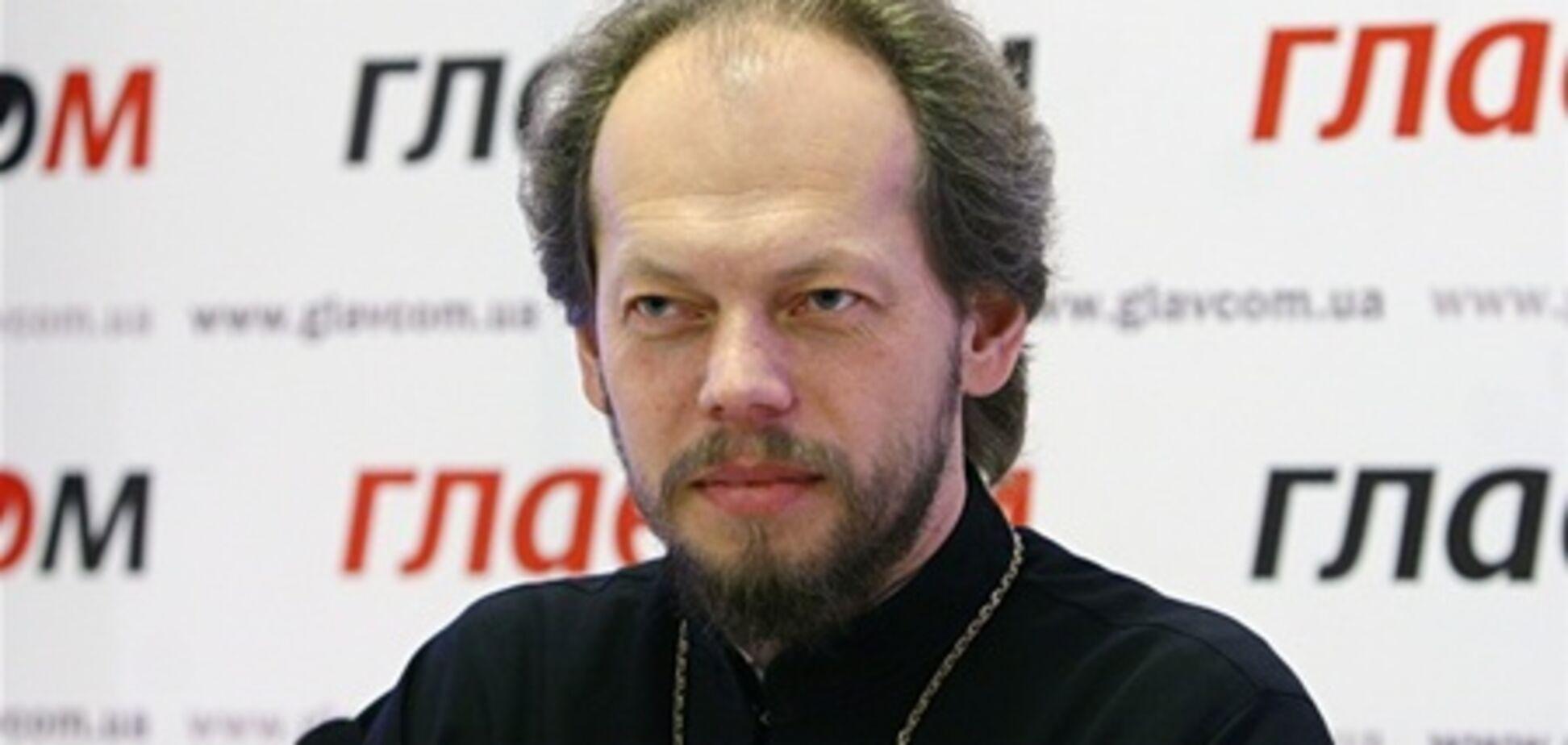 Політики не повинні впливати на об'єднання православної церкви - УПЦ МП