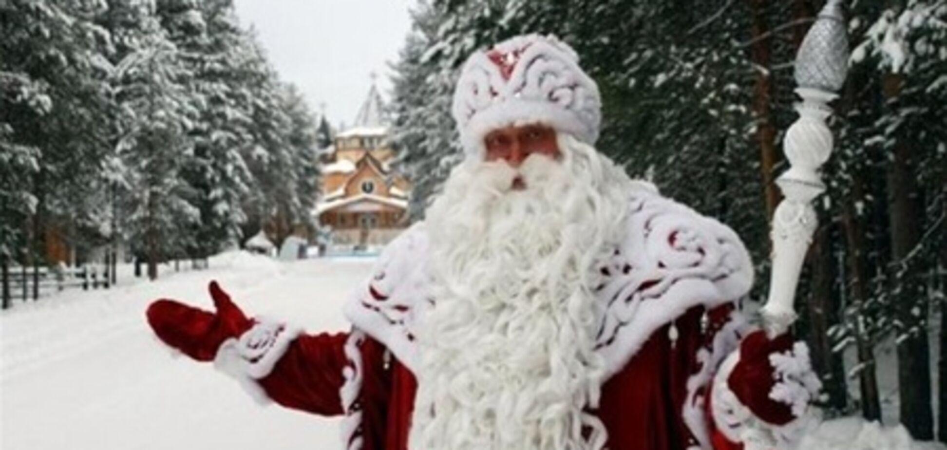У Латвії організаторів візиту Діда Мороза оштрафували за російську мову