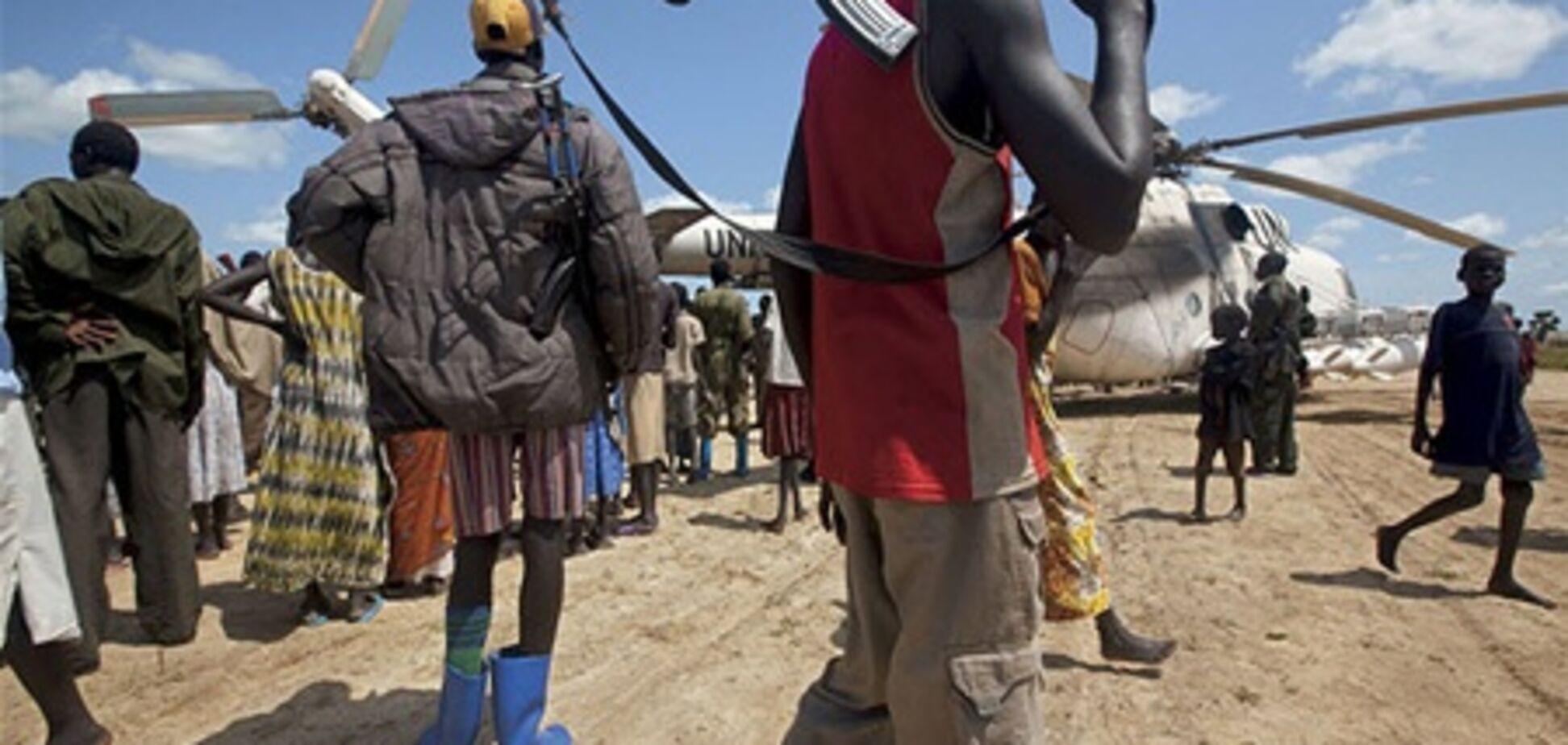 Міжетнічні сутички у Південному Судані: вбито понад 3 тис. осіб