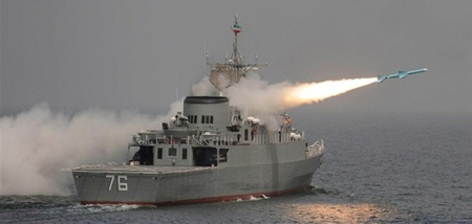 Іран проведе військово-морські навчання в лютому 2012 року