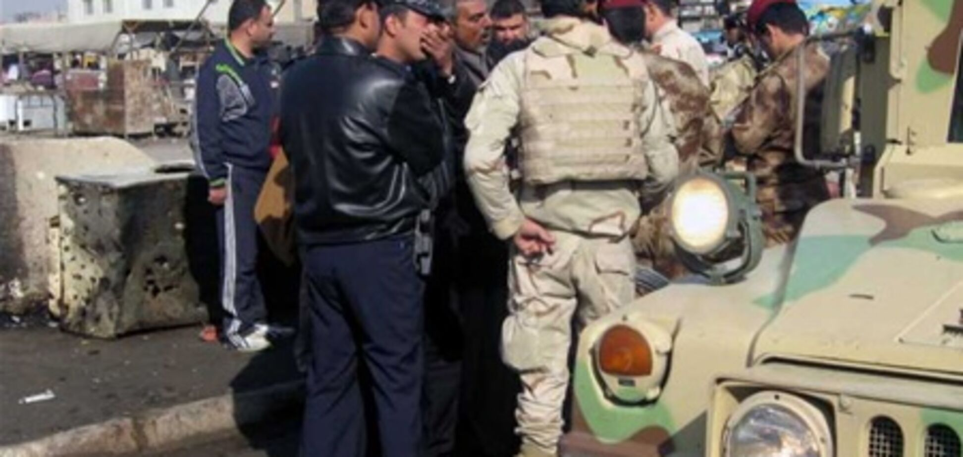 Теракти в Іраку: кількість загиблих зросла до 78 людей, сотні поранені. Фото