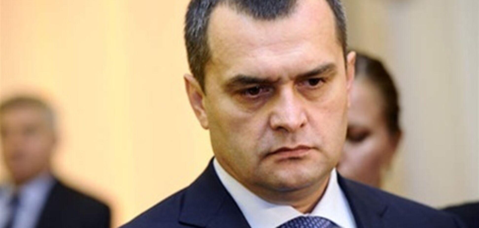 МВД: подозреваемых в кровавом ограблении 'Приватбанка' никто не пытает