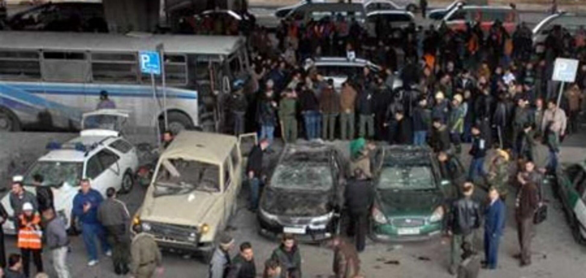 Теракт в столиці Сирії: мінімум 25 загиблих і 46 поранених. Фото