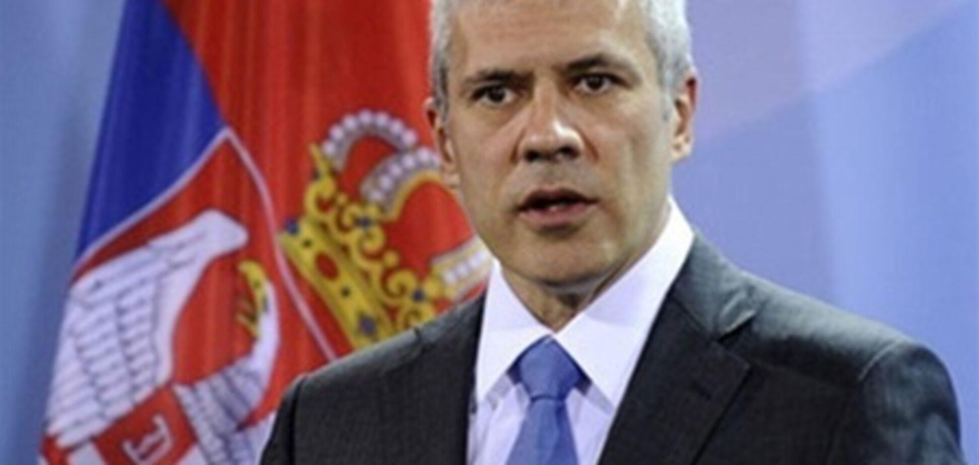 Сербія не збирається йти на поступки заради членства в ЄС