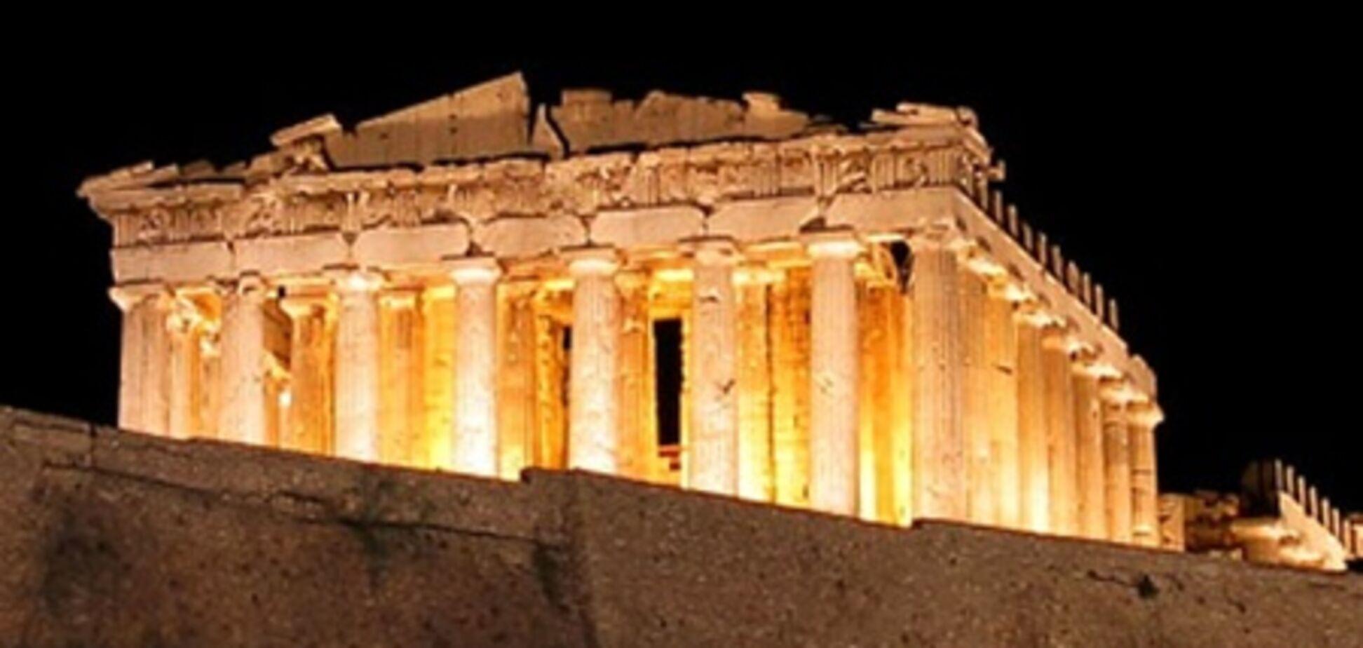 У Греції через страйк закрили всі археологічні пам'ятники і музеї
