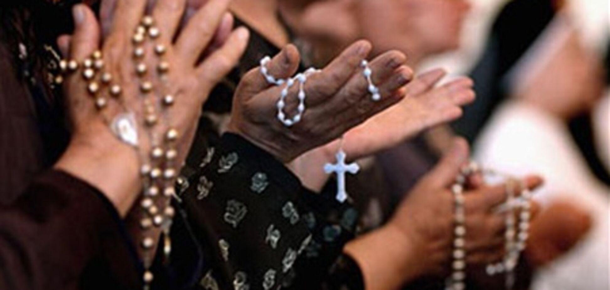 Християн в Європі стає менше, а в Африці - більше