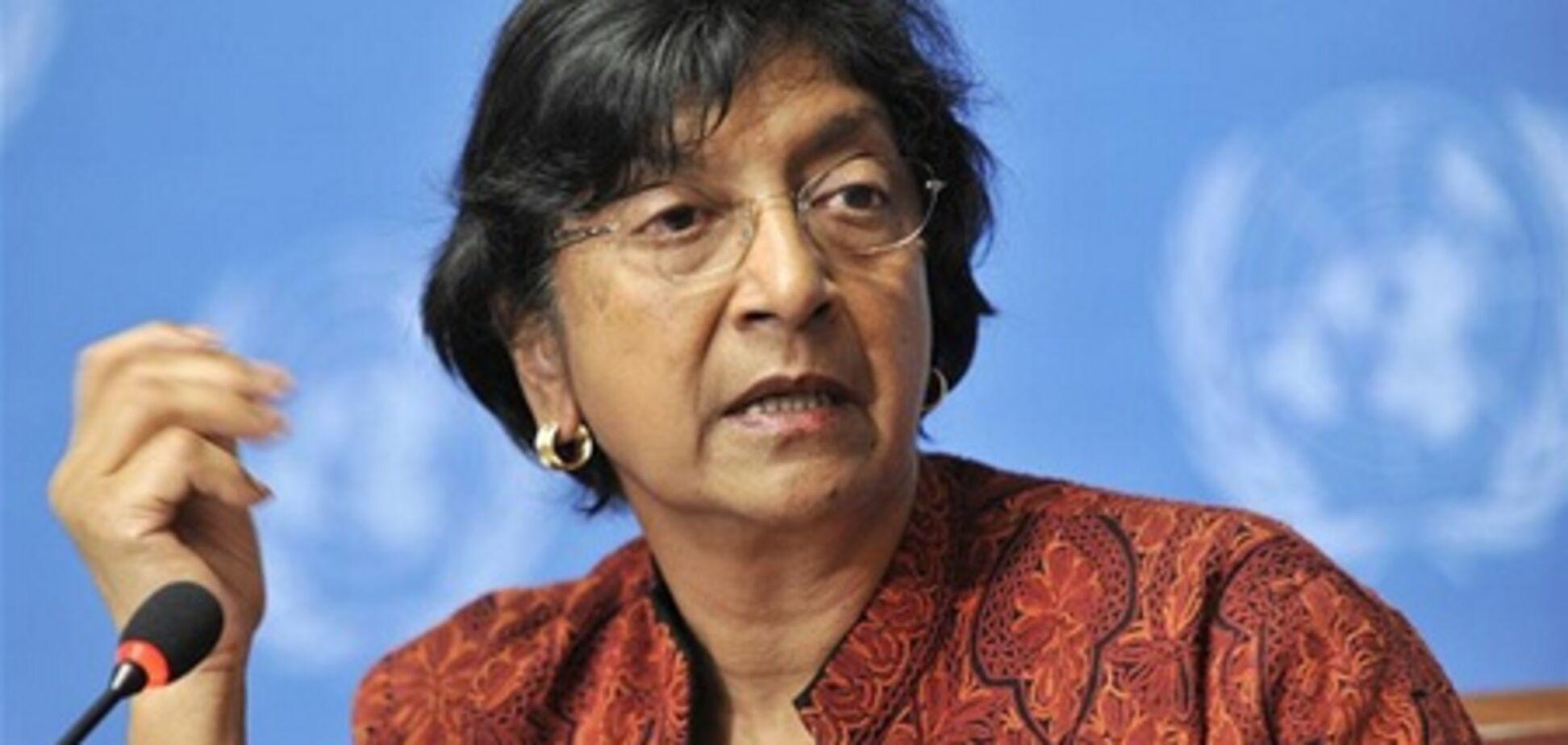 ООН закликала Ємен не надавати амністії військовим злочинцям