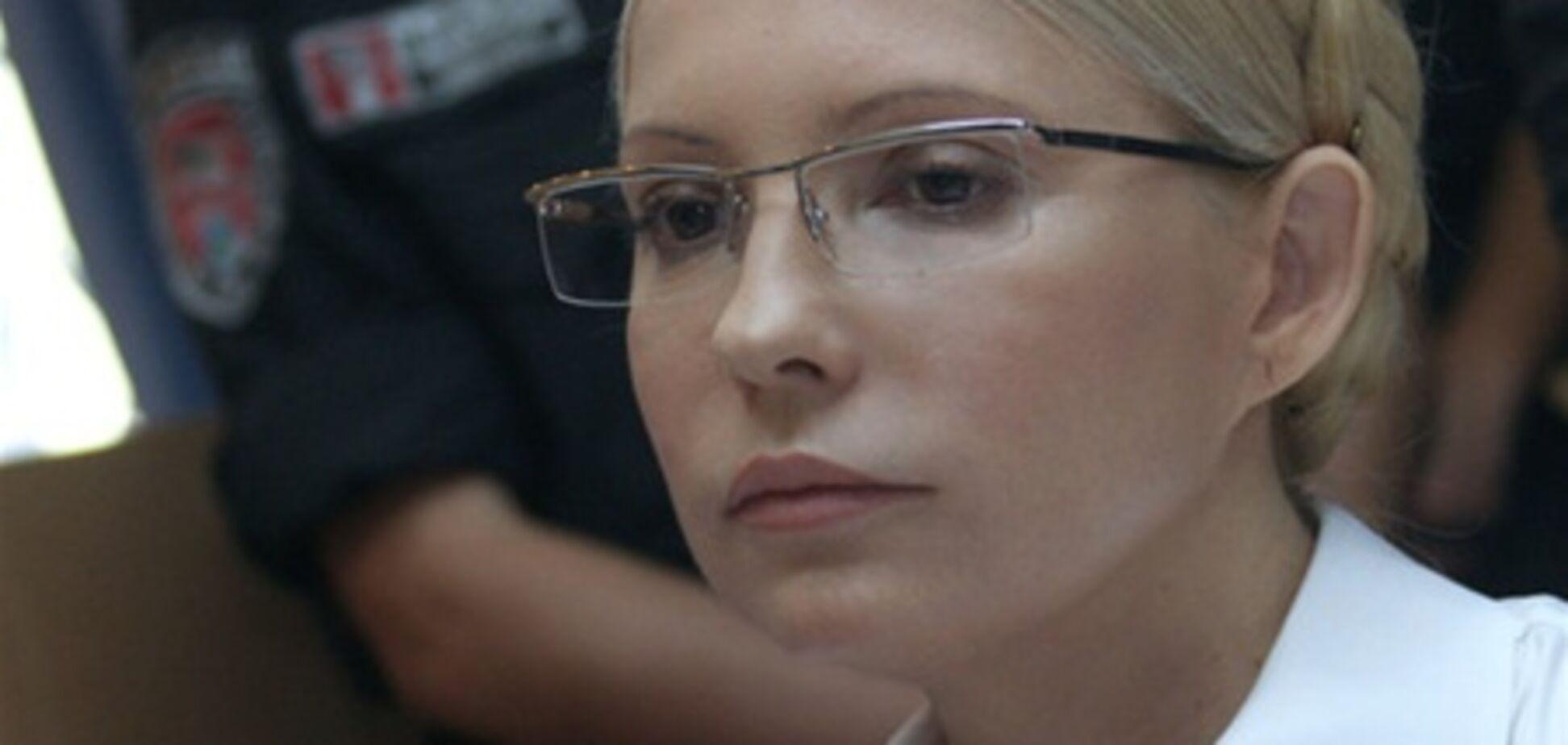 Тимошенко здала кров і пройшла томографію - ДПСУ