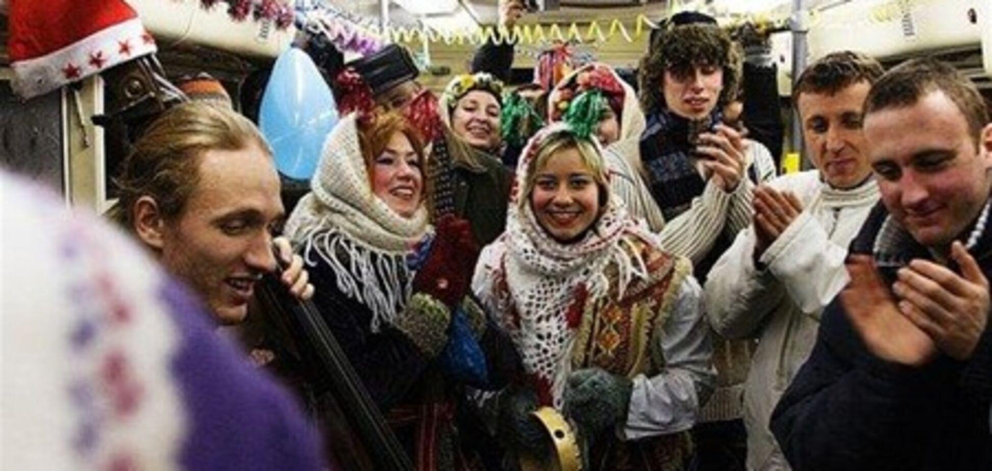 На Різдво у Харкові з'являється 'арт-трамвай'