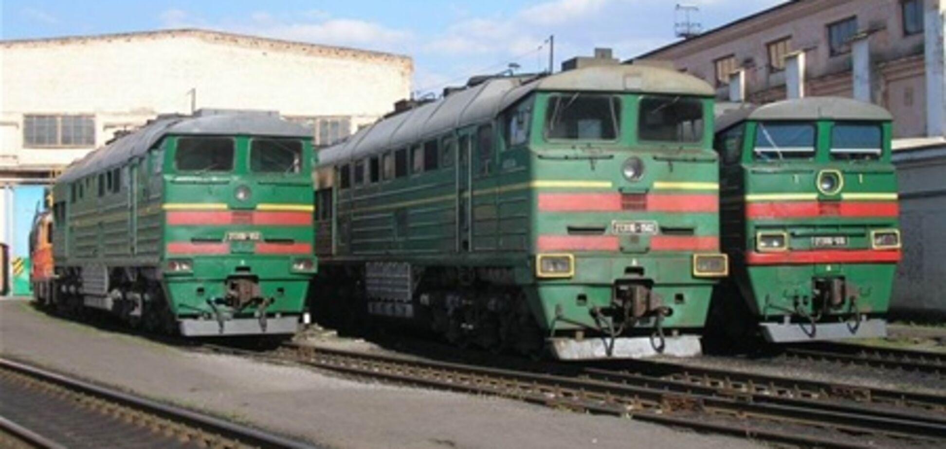 Во время Евро2012 Польшу и Украину соединят 17 поездов