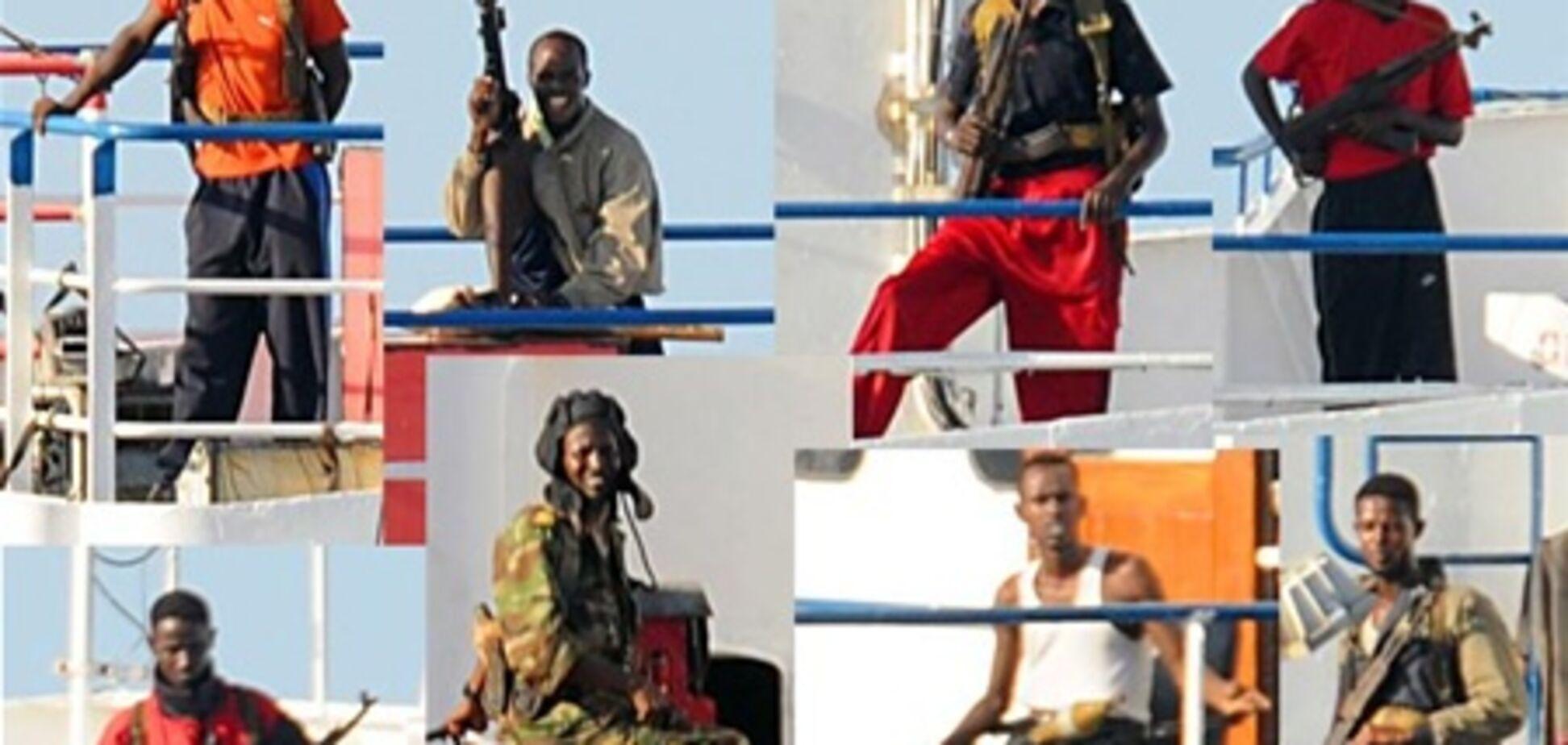 Сомалійські пірати відпустили 15 грузинських моряків. Через рік