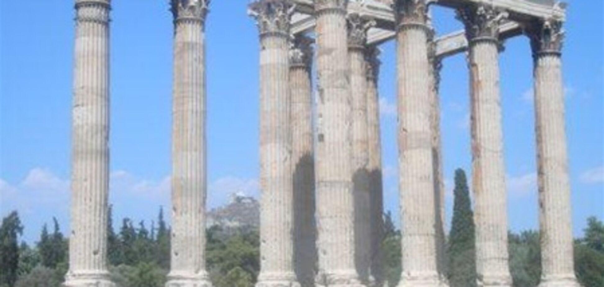 ЗМІ: Прохоров задумав купити храм Зевса