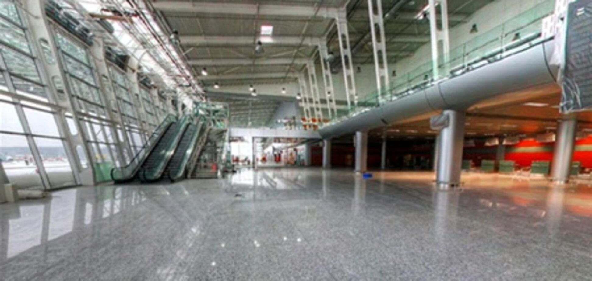 Осталось достроить 20% львовского аэропорта