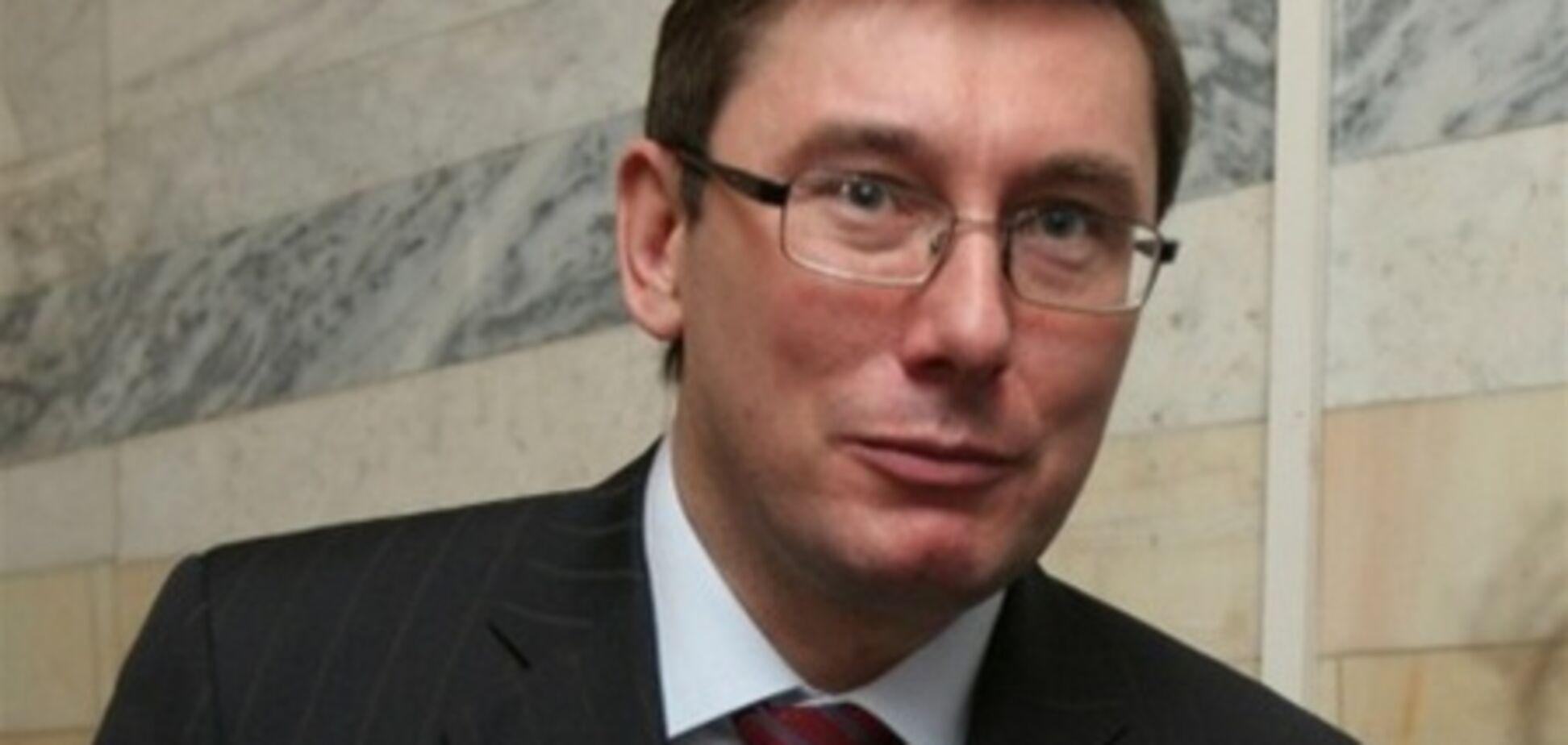 Луценко: вибори - це шанс оновити склад депутатів від опозиції