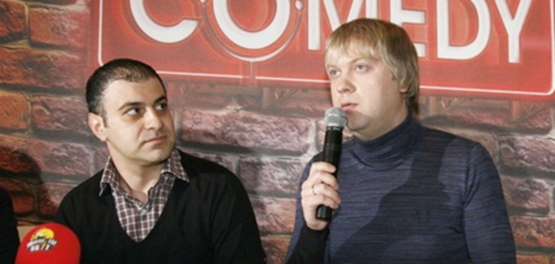 'Газпром' купив головних комедіантів Росії - Comedy Club