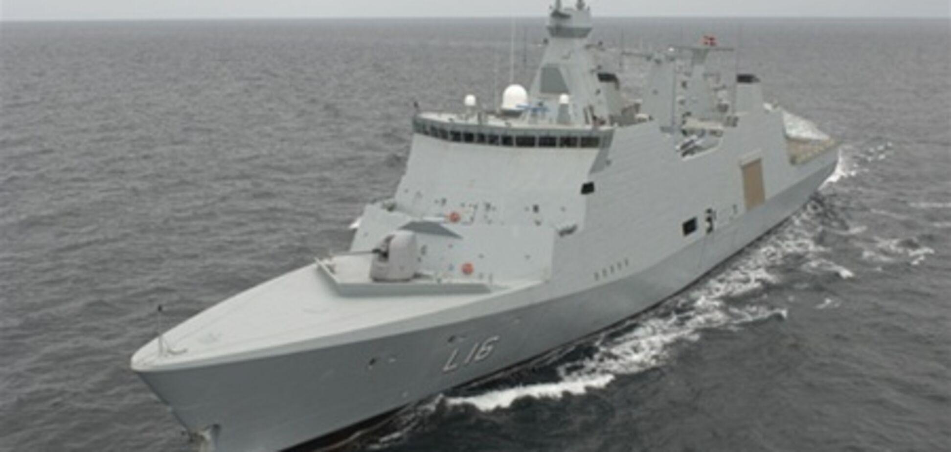 ВМС Данії звільнили бранців сомалійських піратів