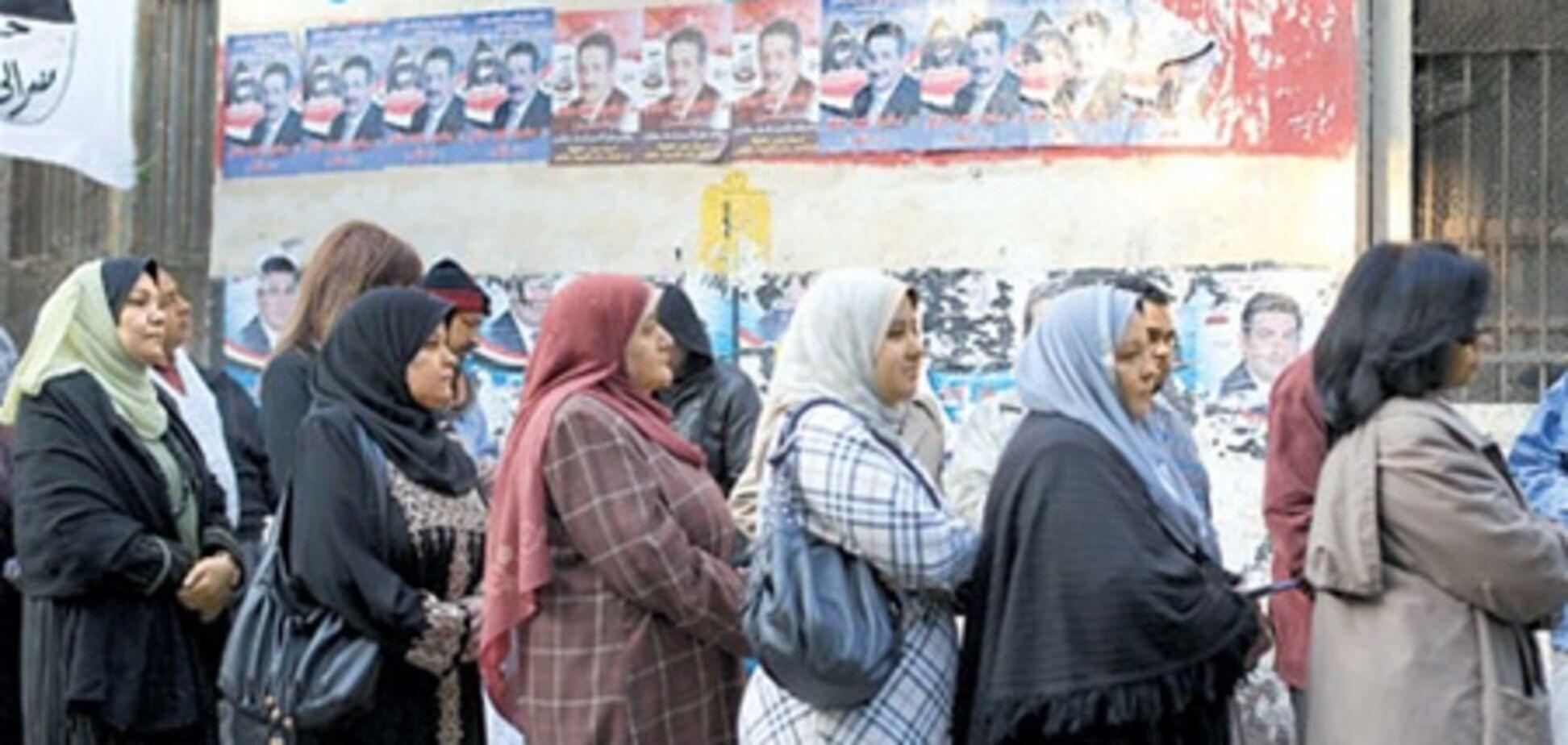 У Єгипті оголосили результати третього туру виборів