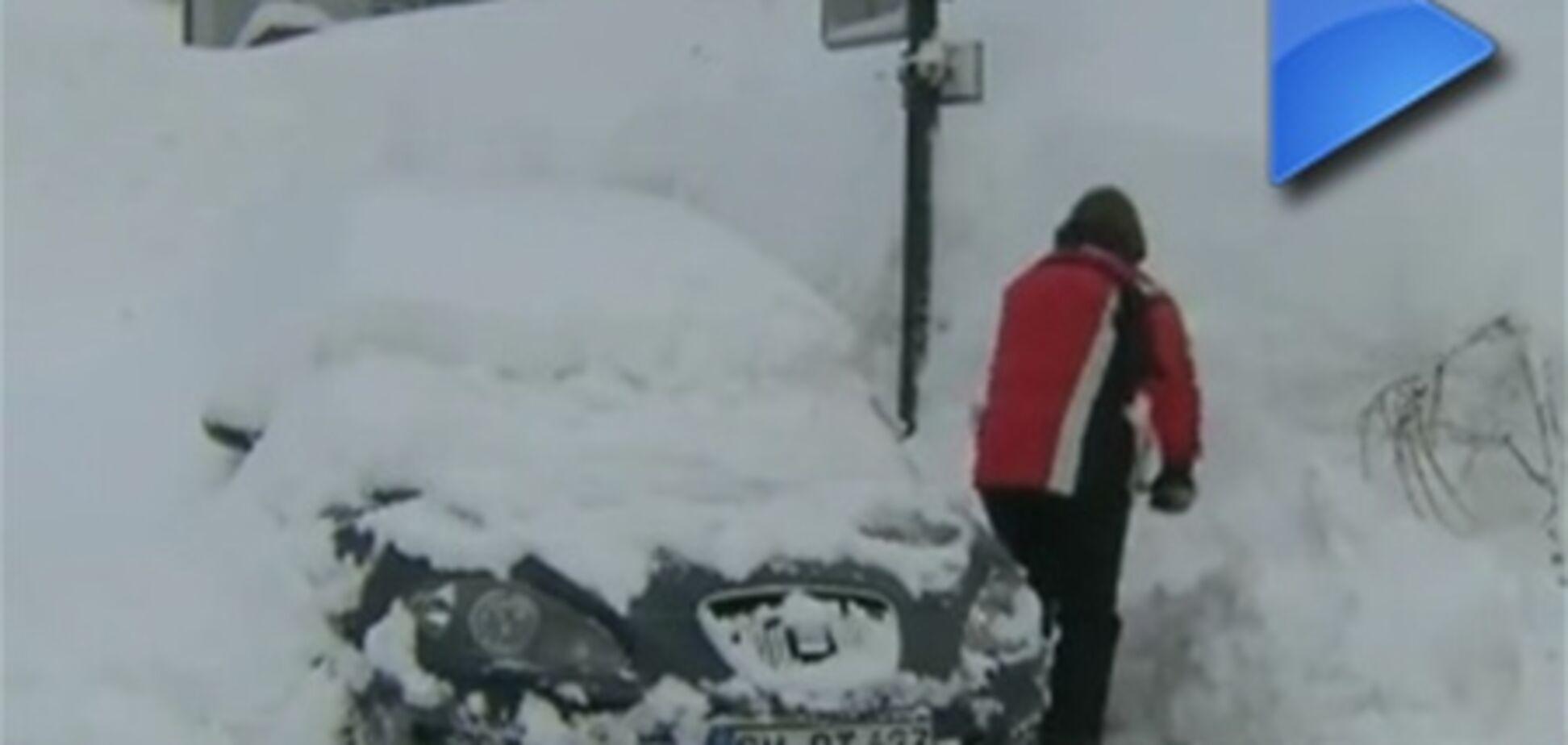 ОБОЗ.TV: на гірськолижних курортах Європи заблоковані тисячі туристів