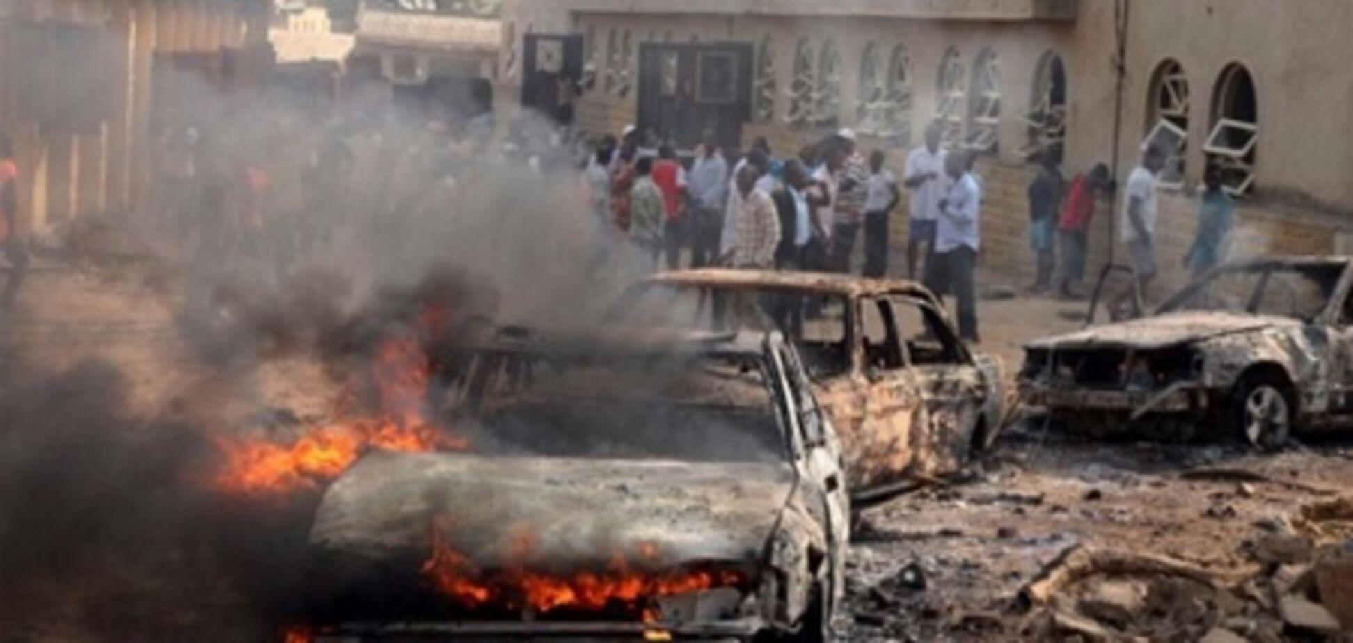 У Нігерії введено комендантську годину у зв'язку з терактами проти християн