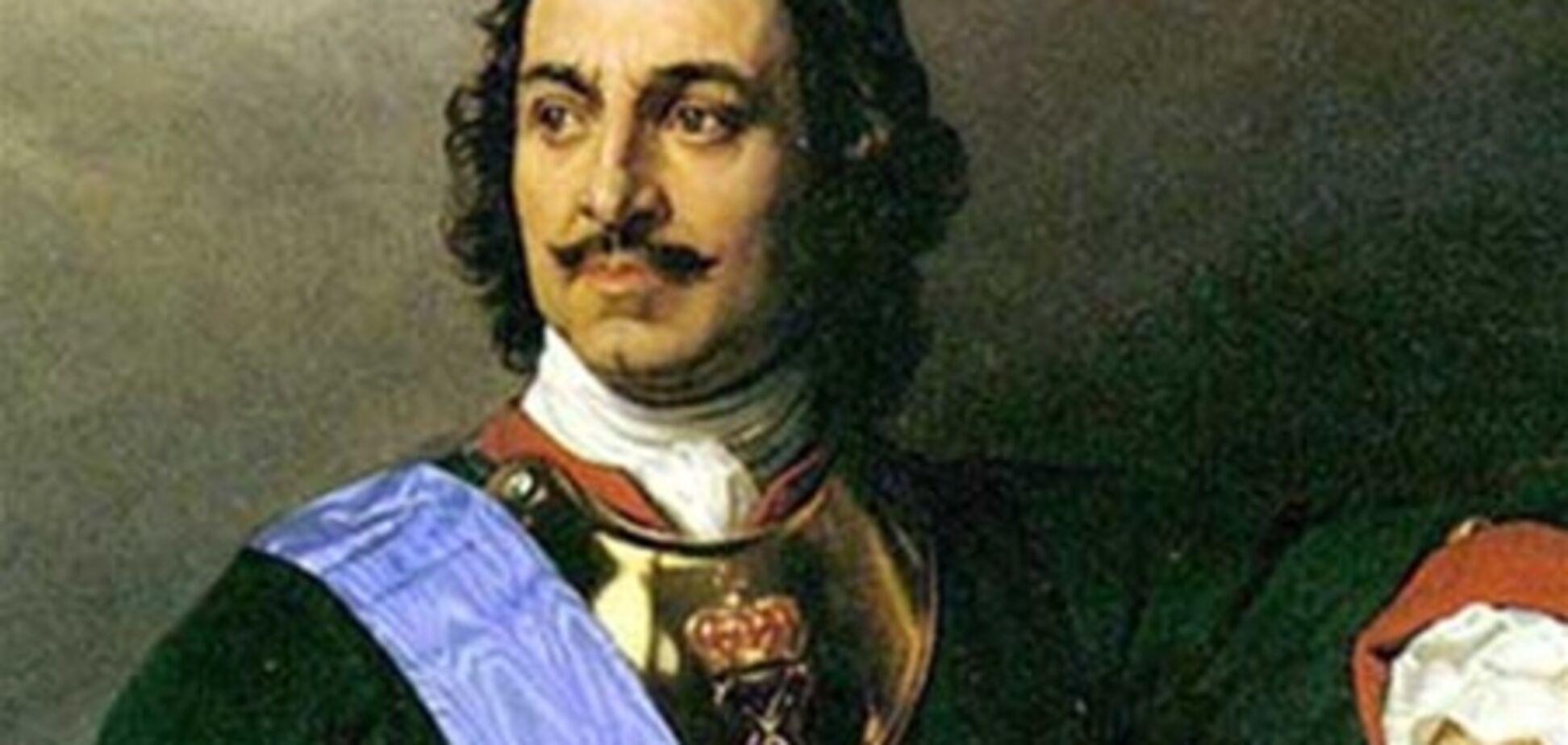 Первым застройщиком-вандалом в Киеве был Петр первый - мнение