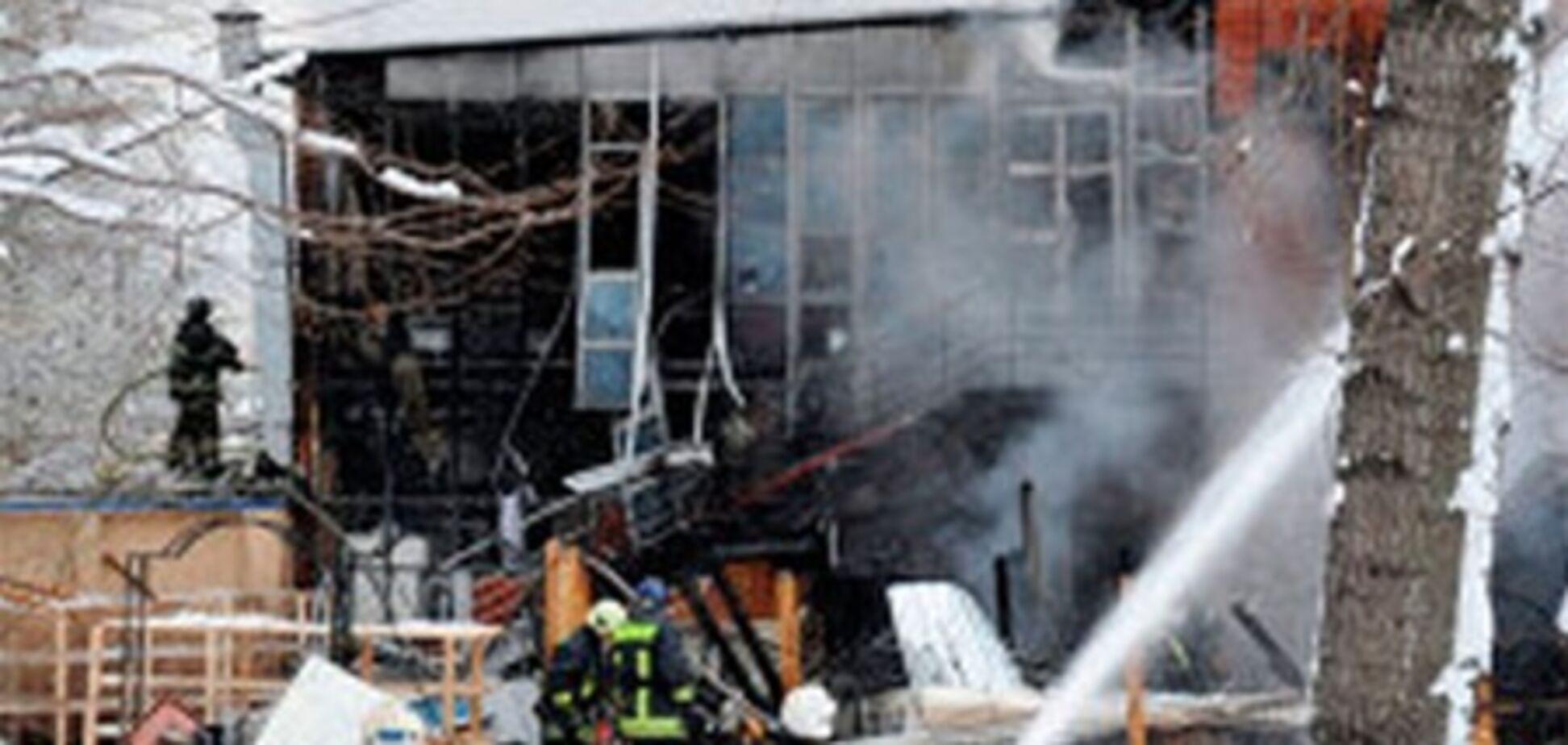 При вибуху в ресторані в Москві постраждали 39 людей