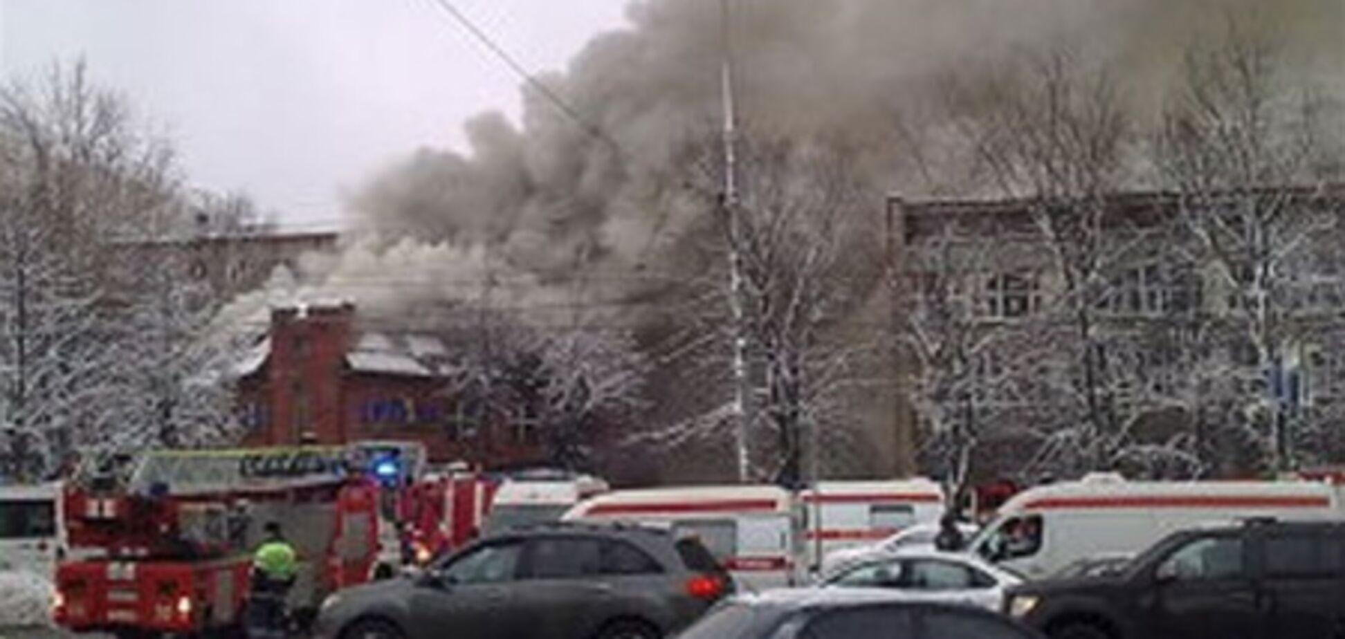Вибух і пожежа в Москві: двоє загиблих, десятки постраждалих. Відео