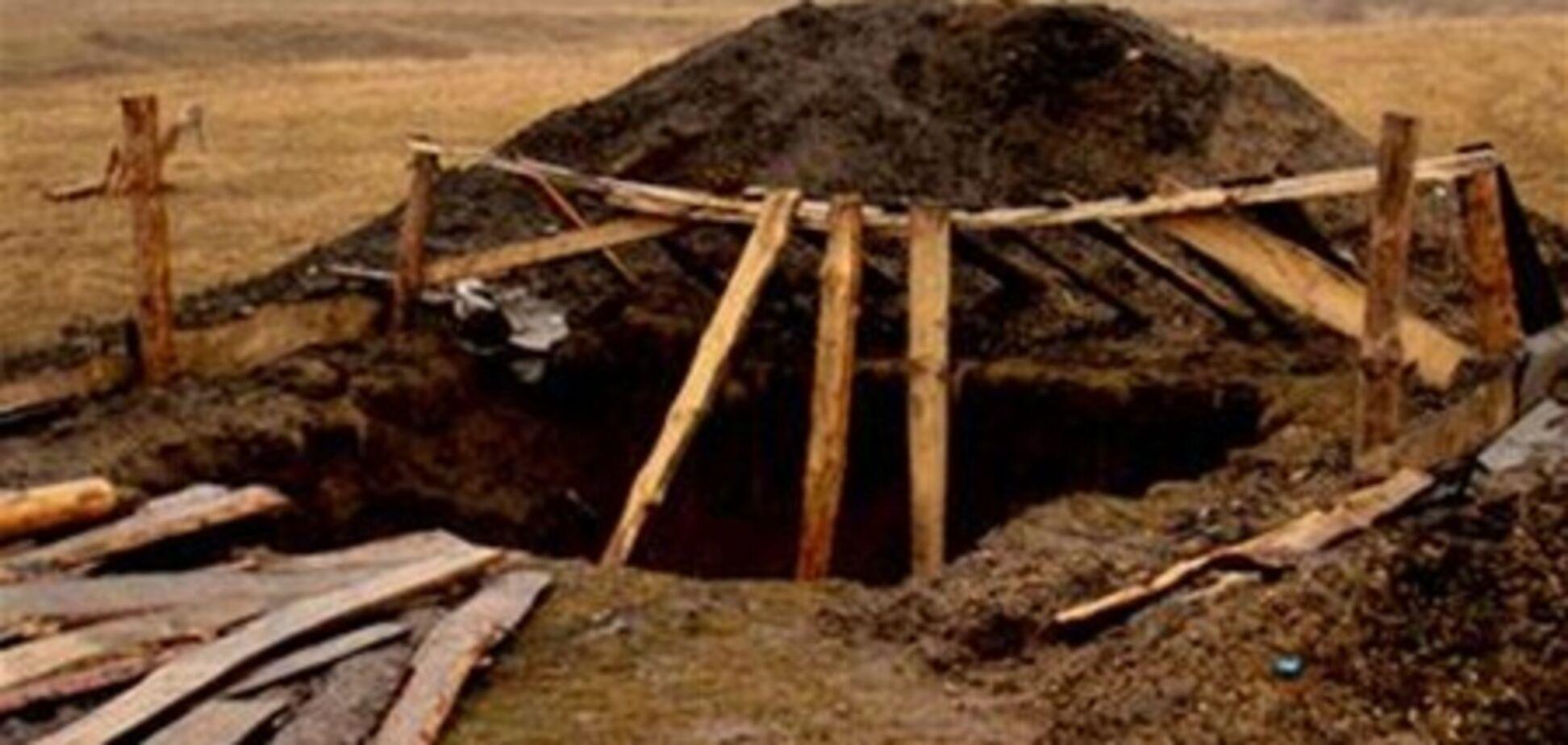 На Луганщине организатор 'копанок' украл 307 т угля