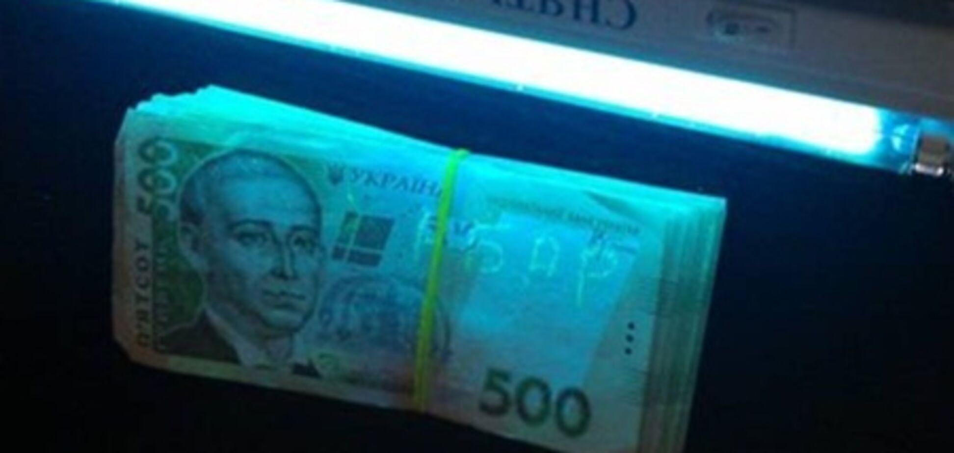 В Житомире на взятке задержана одна из руководителей областной налоговой