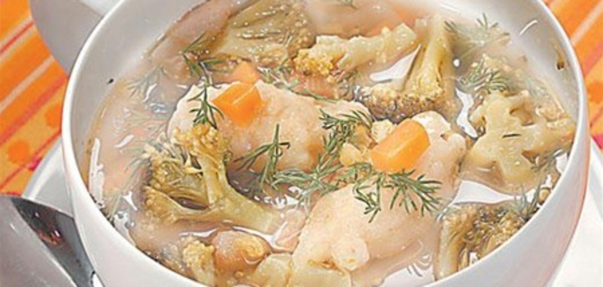 Овсяный суп от Вячеслава Зайцева
