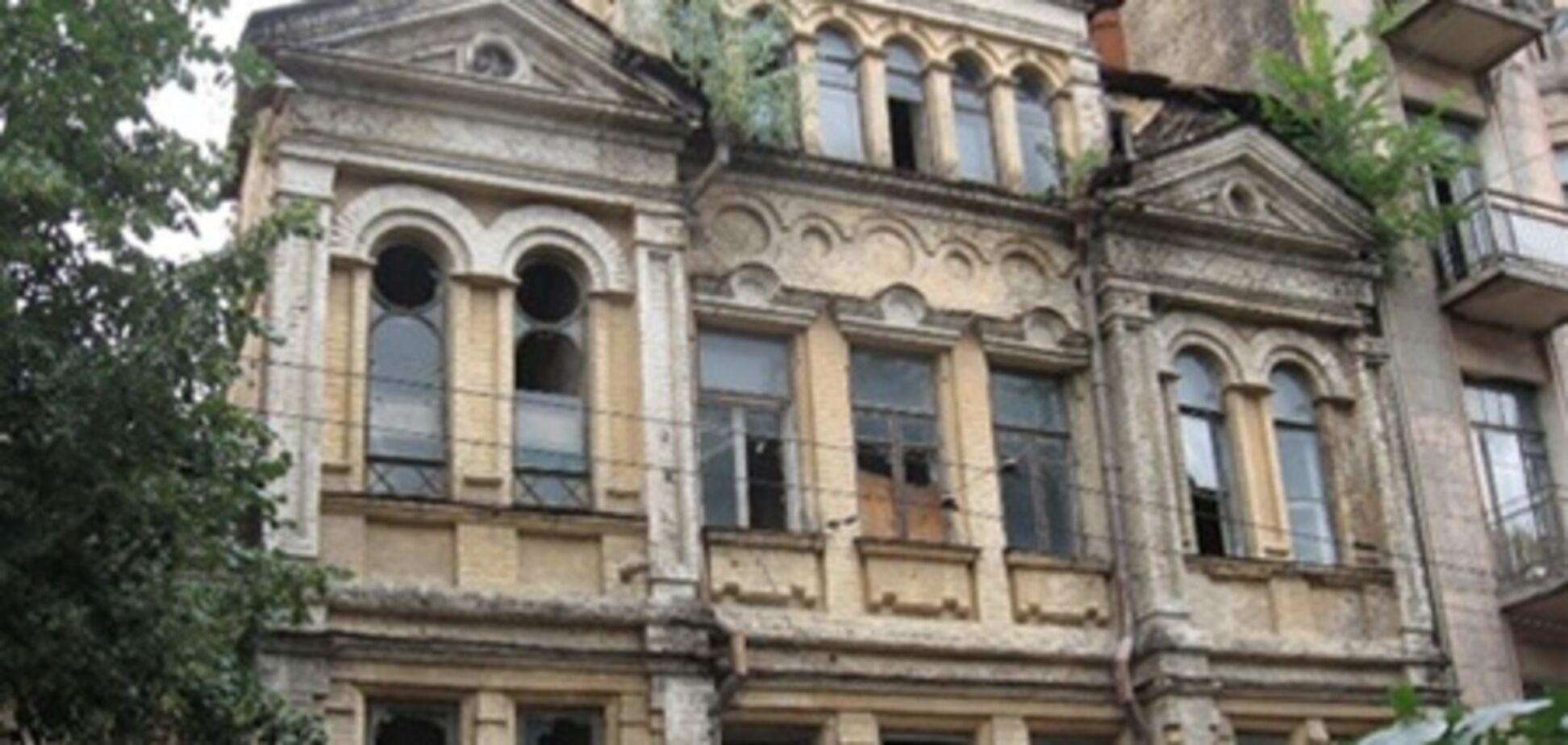 За уничтожение киевской усадьбы Мурашко открыли уголовное дело