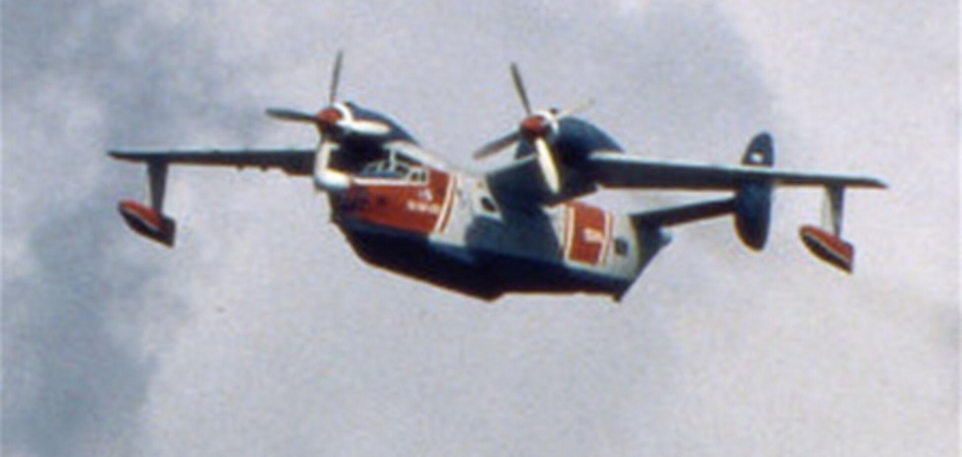 Причиной крушения самолета ЧФ РФ Бе-12 мог стать отказ двигателя