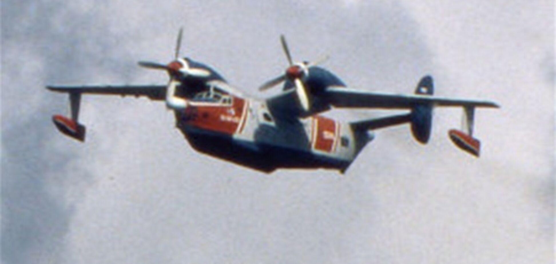 Полеты Бе-12 прекратили до выяснения причин авиакатастрофы под Севастополем