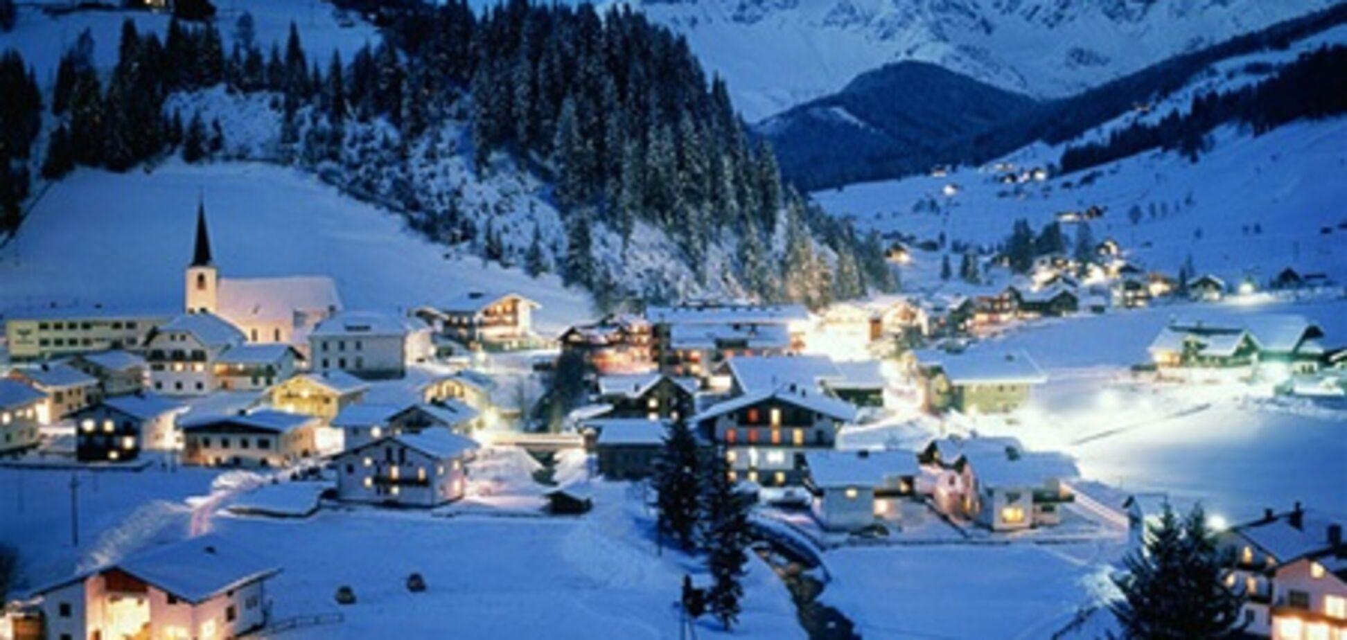 Дома на альпийских курортах резко подорожали