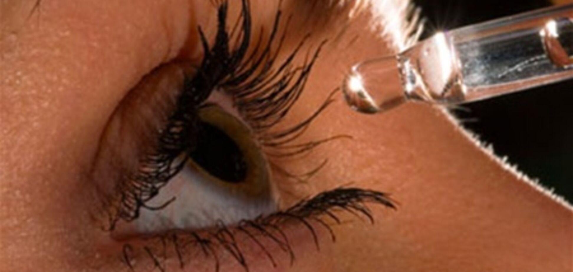 Как избежать сухости глаз