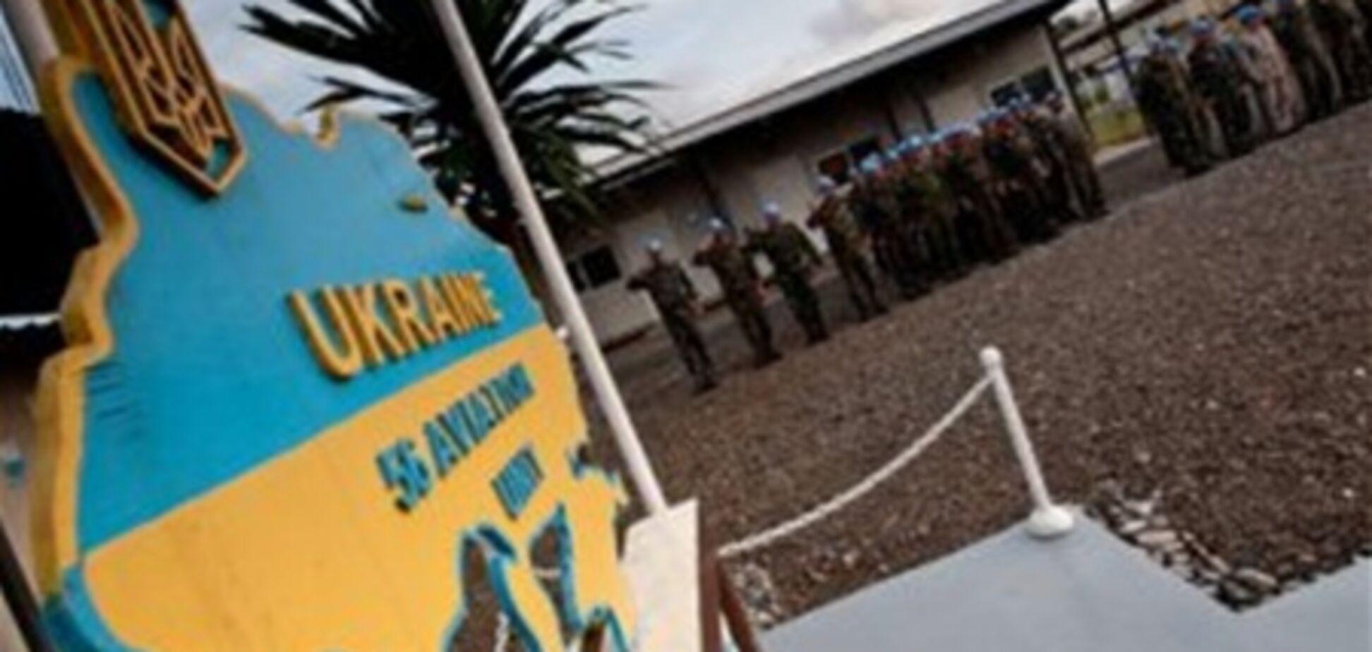 Погиб украинский миротворец в Либерии