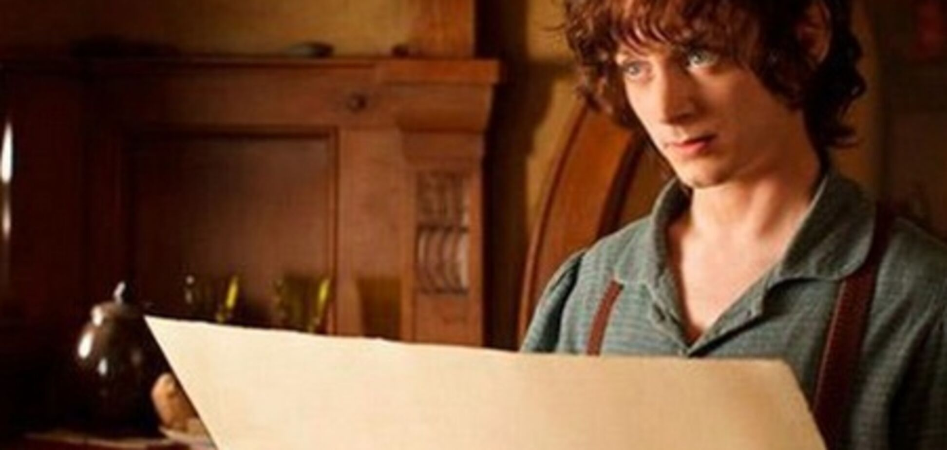 Фродо в 'Хоббите' и другие новые кадры