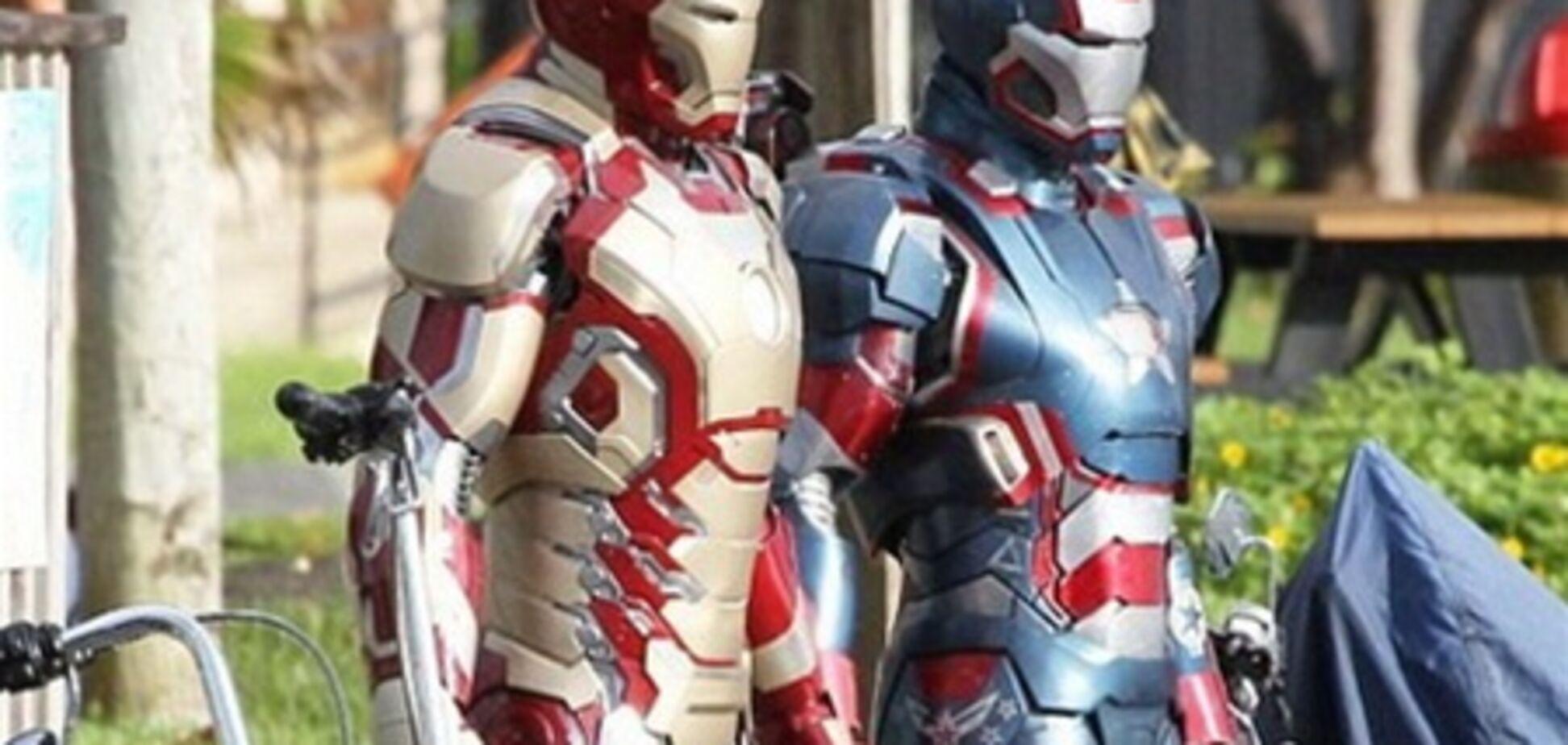 'Железный человек 3' и 'Тор 2' выйдут в 3D