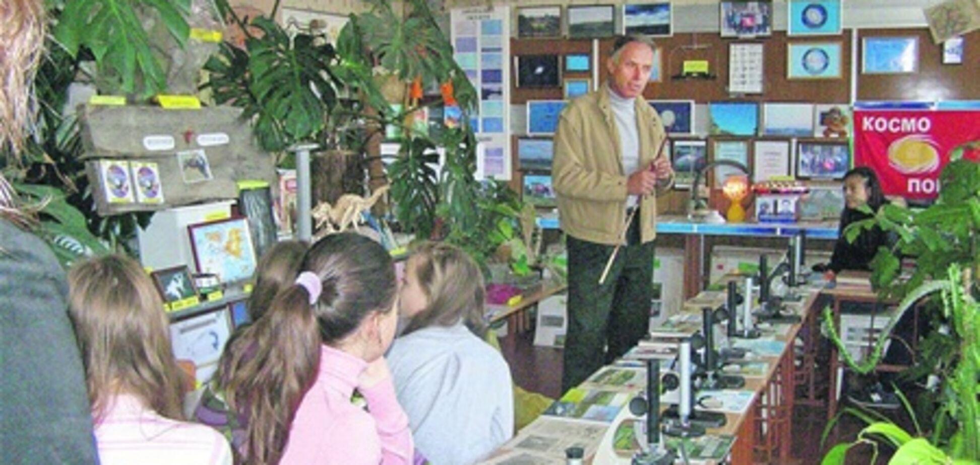 В Украине биологию учат по чупакабре