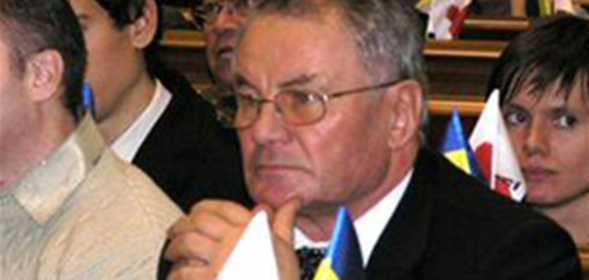 Яворивский: закон Колесниченко-Кивалова – провокационное посмешище
