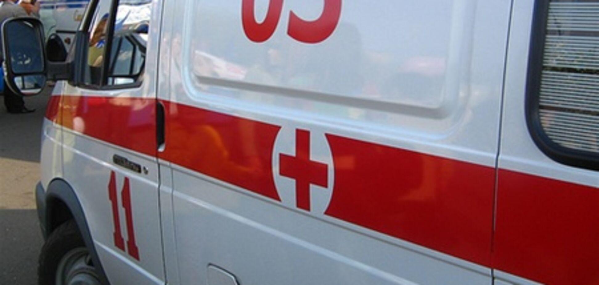 После отравления семеро школьников Днепропетровщины находятся в больнице