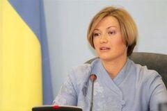 Геращенко: опозиції потрібно єдність заради захисту голосів на виборах