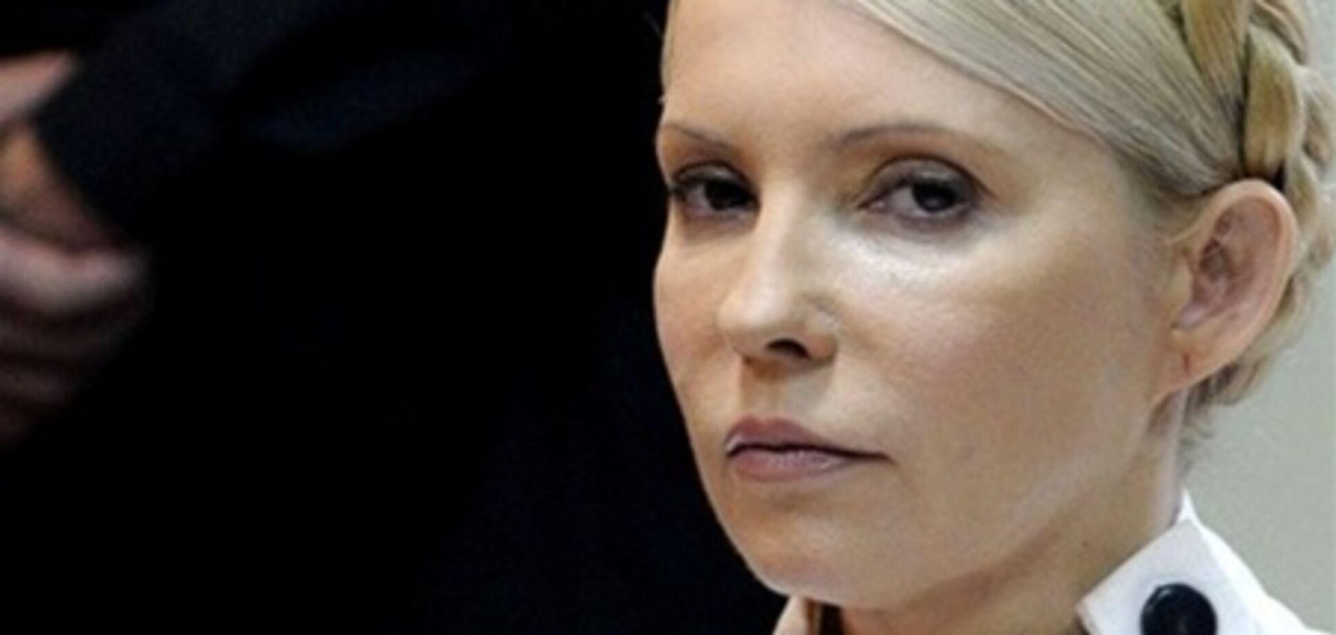 ДПтСУ: питання голосування Тимошенко ще відкрите