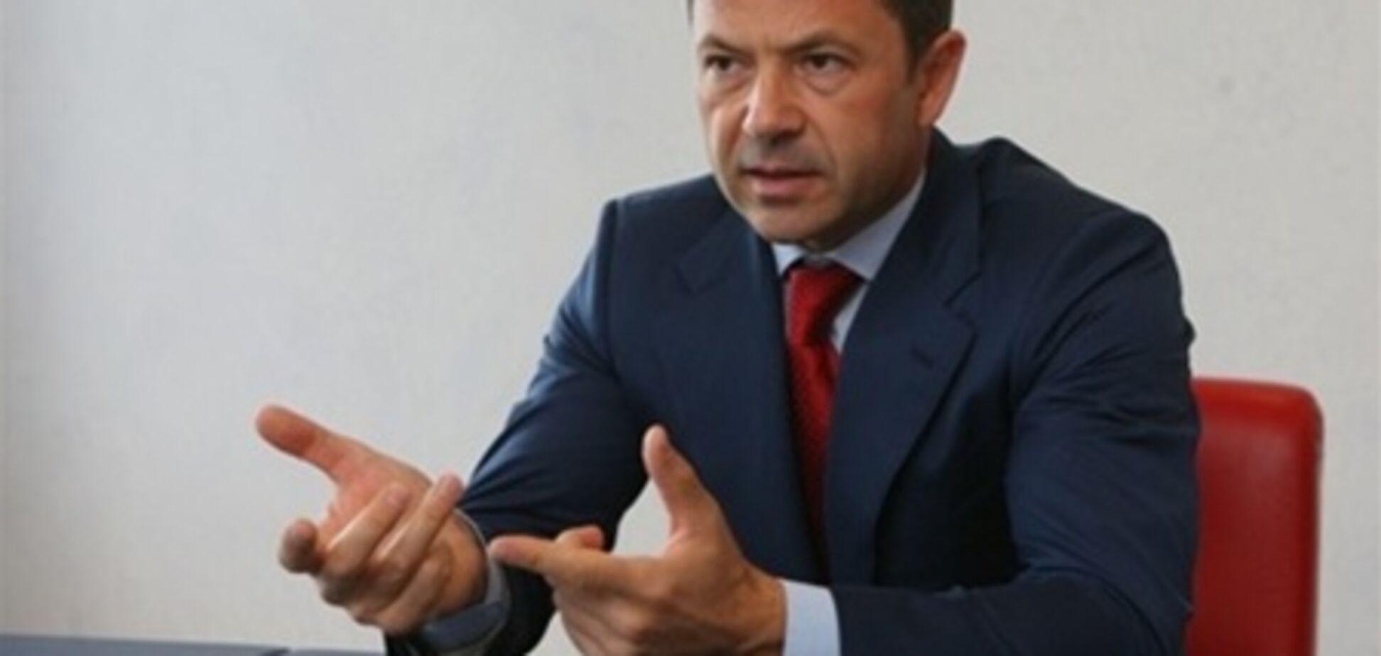 Тігіпко розповів, чого не вистачає Партії регіонів