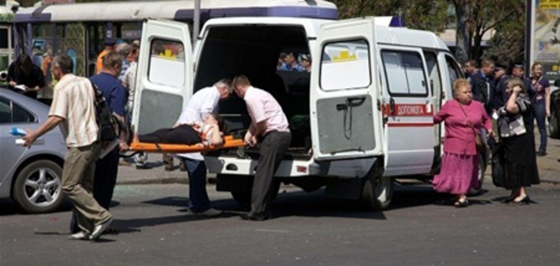 Семья днепропетровского террориста объявила голодовку