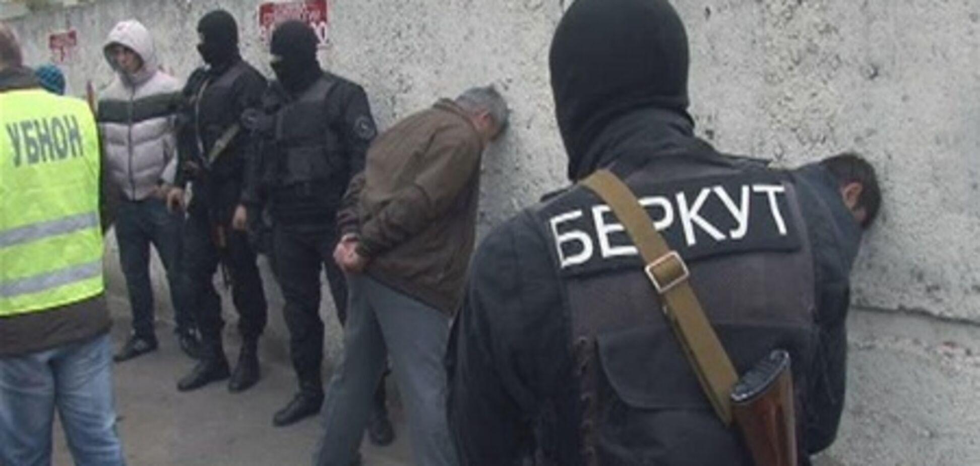 В Одессе задержаны иностранцы с 4,5 кг героина