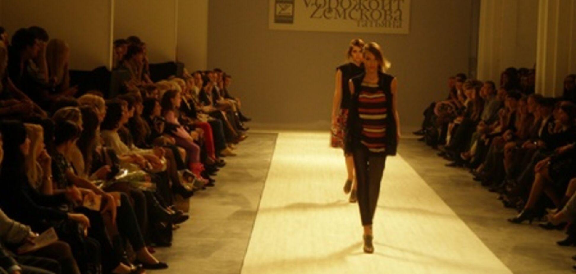 За участие в UFW-2012 дизайнеры заплатили $15-55 тыс.