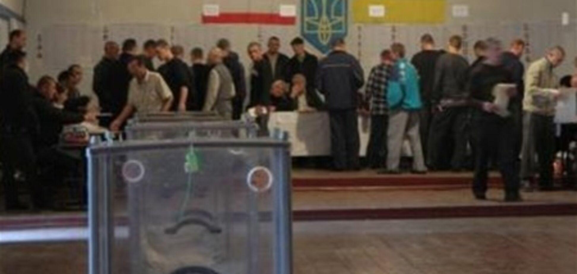 КВУ оцінює голосування на четвірку з мінусом